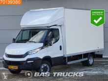 Iveco Daily 35C14 Dubbellucht Bakwagen Euro6 Airco Meubelbak Koffer 18A/C Cruise control utilitaire caisse grand volume occasion