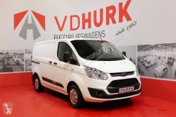 Ford cargo van Transit 2.2 TDCI 125 pk Sortimo Inrichting L+R/Trekhaak/Airco/Comfortstoe Verwarmd/Voorruitverwarming/Bl