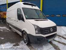 Volkswagen Crafter 109 TDI used positive trailer body refrigerated van