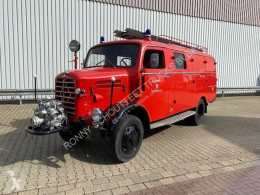 Ambulans B522-A0 4x4 Löschgruppenfahrzeug B522-A0 4x4 Löschgruppenfahrzeug LF 8/TSA
