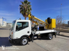 Nissan Cabstar 35.11 utilitaire nacelle occasion