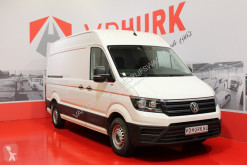 Volkswagen Crafter 35 2.0 TDI 140 pk L3H3 VEEL OPTIE'S! ./ACC/Standkachel/Park Assist/Navi/Stoelverw./Gev.Sto fourgon utilitaire occasion