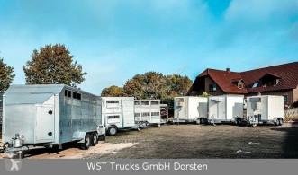 "Menke livestock trailer trailer Menke Tandem 3,5 to Vollalu "" Neu"" Zulauf"