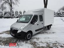 Opel MOVANOKONTENER DOKA 7 MIEJSC KLIMATYZACJA SERWIS ASO [ 0486 ] užitková dodávka použitý