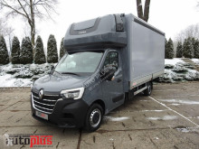 Tarp varevogn Renault MASTERPLANDEKA 10 PALET WEBASTO KLIMATYZACJA TEMPOMAT PNEUMATYK