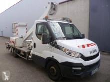Veículo utilitário carrinha comercial plataforma telescópico Iveco Daily 35S13D