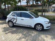 Skoda Fabia bil grubevogn brugt