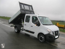 Nissan NV400 utilitaire benne occasion