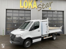 Mercedes Sprinter 514 CDI used standard tipper van