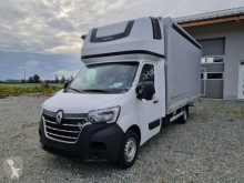 Tarp varevogn Renault Master 165 10PAL Schlafkabine-Webasto