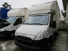 Iveco tarp covered bed flatbed van Daily 35C13