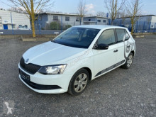Skoda Fabia Fabia used city car