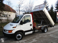 Iveco commercial vehicle ampliroll / hook lift Daily 35C09
