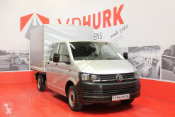 Volkswagen curtainside van Transporter 2.0 TDI 6 P/Trekhaak/Airco/Bluetooth