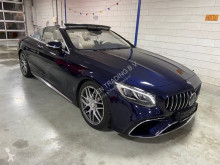 Automobile decapottabile Mercedes S63 AMG Cabrio 4 Matic