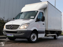Mercedes Sprinter used large volume box van