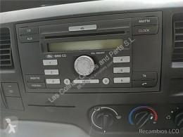 Ford Transit Autoradio Radio / Cd Camión (TT9)(2006->) 2.4 FT 350 Cabina s pour véhicule utilitaire Camión (TT9)(2006->) 2.4 FT 350 Cabina simple, larga [2,4 Ltr. - 85 kW TDCi CAT] pièces détachées autres pièces occasion