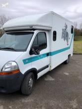 Renault Master 120 DCI T35 van à chevaux occasion