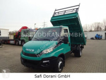 Iveco 70-180 Hi-Matic 3 Seitenkipper used three-way side tipper van