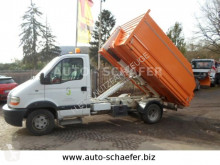 Renault tipper van Master/Abrollkipper 3 Container