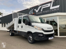 Utilitaire châssis cabine Iveco Daily CCB 35C14 D EMPATTEMENT 4100 TOR BENNE COFFRE