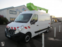 Utilitaire nacelle Renault Master Traction 125.35