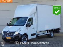 عربة نفعية عربة نفعية بصندوق ذي حجم كبير Renault Master 2.3 dCi Citybox Laadklep Zijdeur Bakwagen Navi Airco Cruise A/C Cruise control