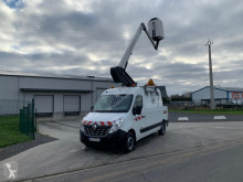 Utilitaire nacelle Renault Master 170.35 Dci