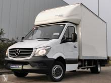 Furgoneta furgoneta caja gran volumen Mercedes Sprinter 514 cdi gesloten laadbak
