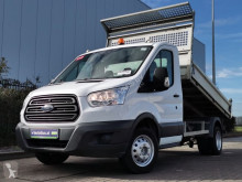 Ford Transit 330 p 125 kipper, airco, utilitaire plateau occasion