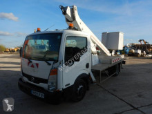 Nissan Cabstar used platform commercial vehicle
