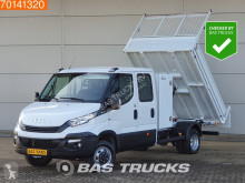 Iveco Daily 35C14 Kipper met kist Airco Trekhaak Tipper Benne A/C Double cabin Towbar Cruise control cassone usato