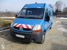 Renault Master 2.5 DCI 120 furgon dostawczy używany