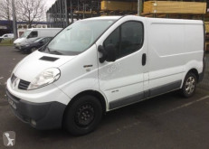 Renault Trafic L1H1 DCI 115 CV fourgon utilitaire occasion