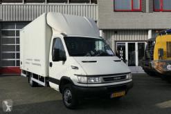 Veículo utilitário Iveco Daily 40 C 12 375 GESLOTEN BAK MET KLEP carrinha comercial caixa grande volume usado