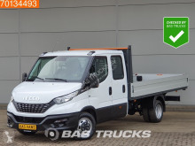 Utilitaire plateau Iveco Daily 35C18 3.0 180PK Automaat Dubbel cabine Open laadbak Pickup A/C Double cabin Cruise control