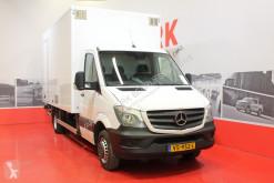 Mercedes Sprinter 513 2.2 CDI Bakwagen Laadklep/Zijdeur/Dubbel Lucht/Airco used large volume box van