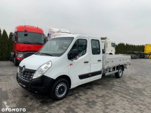Коммерческий автомобиль Renault Master 2.3 dCi // BRYGADÓWKA DUBEL KABINA 7 MIEJSC // SERWISOWANY б/у