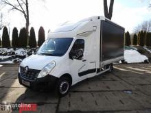 Furgoneta furgoneta con lona Renault