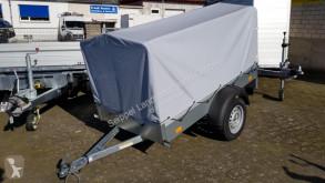 Veículo utilitário Humbaur STEELY 750 P&SP reboque ligeiro usado