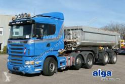 Kamión Scania R R470LA V8 6x2, Hardox, 23m³, 5-Achser, Retarder korba ojazdený