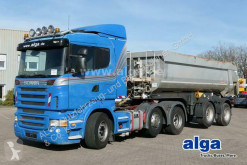 Camion benă Scania R R470LA V8 6x2, Hardox, 23m³, 5-Achser, Retarder