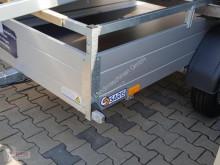 Saris DV 135 MC ALU PRO легковой прицеп новый