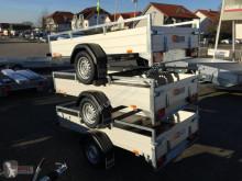 Saris DV 75 MC ALU PRO new light trailer