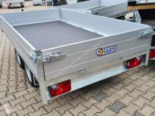 Saris PL 276 150 2000 2 new light trailer