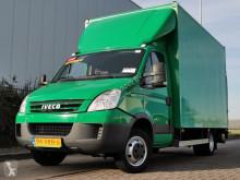 Furgoneta Iveco Daily 40C15 bakwagen + laadklep furgoneta caja gran volumen usada