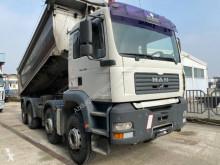 MAN TGA truck used tipper