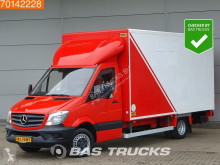 Utilitaire caisse grand volume Mercedes Sprinter 516 CDI Automaat Laadklep Dubbellucht Bakwagen Navi A/C