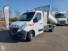Renault Master 165.35 BENNE + COFFRE utilitaire benne occasion