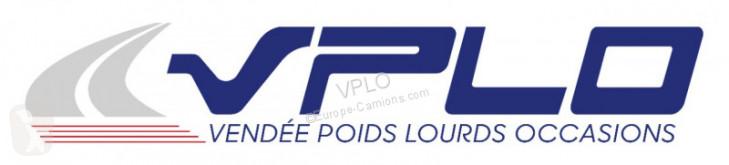 Ladvogn med førerhus Iveco Daily CCB 35C13 EMPATTEMENT 3750 TOR BENNE COFFRE